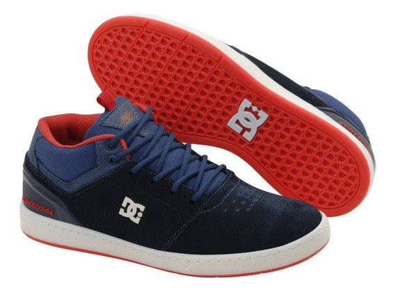 Botinha Tênis Dc Chris Cole Council Signature Mid Masculino