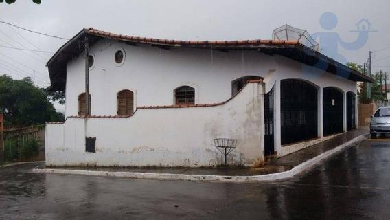 Casa Residencial À Venda, Capela De São Sebastião, Laranjal Paulista. - Ca0038