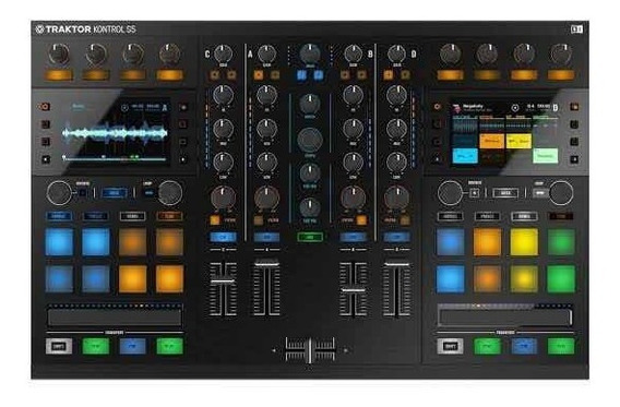 Black Friday Controladora Traktor S4 Da Nativ Instruments
