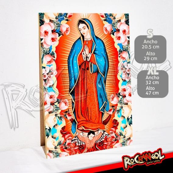 Virgen Guadalupe Yeso Para Pintar Cuadros Nuevo En Mercado