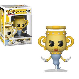 Funko Pop - Legendary Chalice #314 Cuphead Nuevo - Nextgames