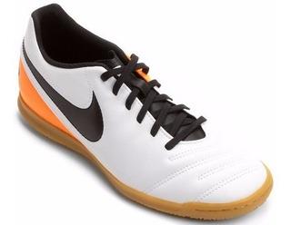 Chuteira De Futsal Nike Tiempo Rio 3 Ic