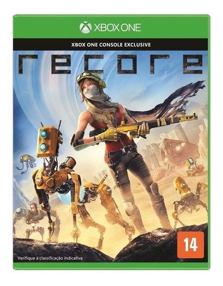 Jogo Mídia Física Recore Exclusivo Para Xbox One