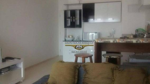 Studio Com 1 Dormitório À Venda, 35 M² Por R$ 410.000 - Tatuapé - São Paulo/sp - St0066