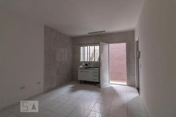 Casa Com 1 Dormitório - Id: 892989209 - 289209