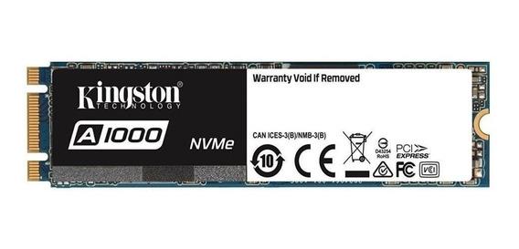 Disco sólido interno Kingston A1000 SA1000M8/240G 240GB