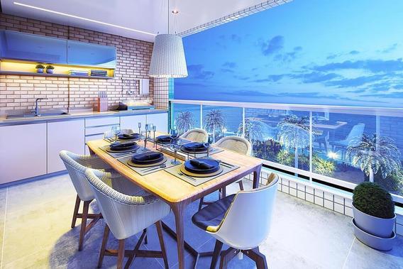 Lançamento De Apartamentos De Frente Para O Mar - Itanhaém!