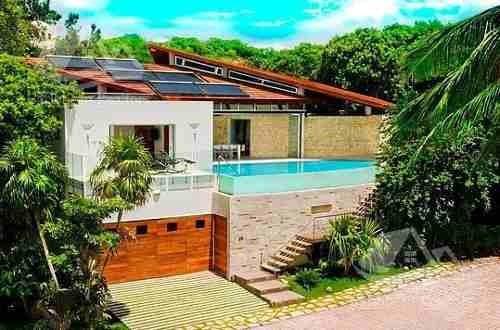 Casa En Venta En Playa Del Carmen/playacar Fase I