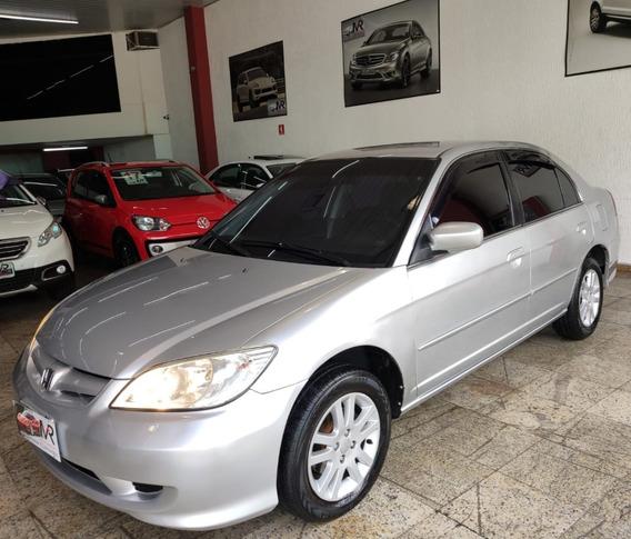 Honda Civic Lxl 1.7 Aut Lindo