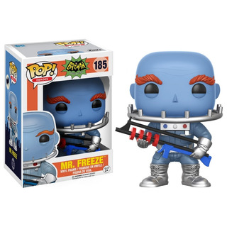Figura Funko Pop Mr. Freeze 185 Batman