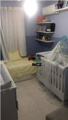 Cobertura Com 4 Dormitórios À Venda, 140 M² - Costa Azul - Salvador/ba - Co0117