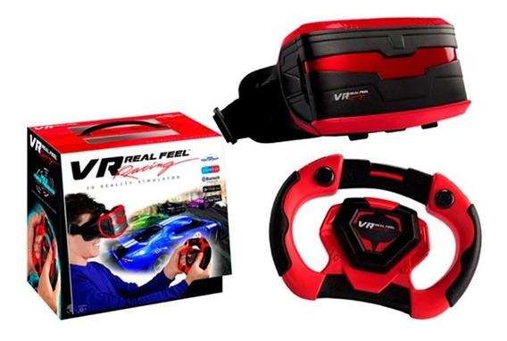 Simulador De Realidad 3d Real Feel Vr Mercado Envíos Full