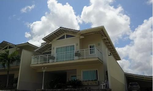 Casa Com 4 Dormitórios À Venda, 266 M² Por R$ 1.350.000,00 - José De Alencar - Fortaleza/ce - Ca0198