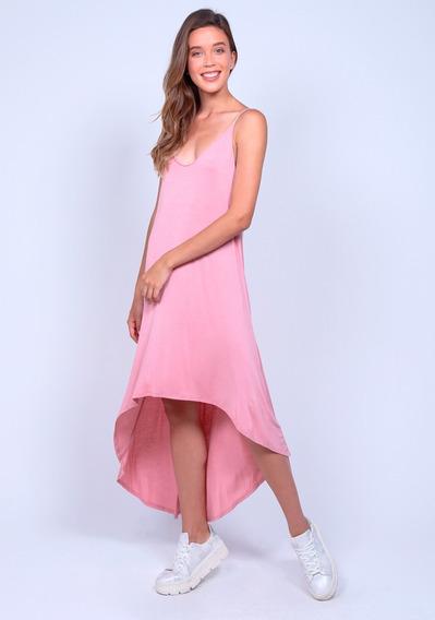 Dress Mujer Aishop Asymmetrical Dress