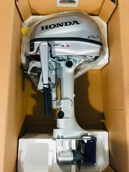 Motor Fuera De Borda Honda Bf5 Dh Shnd Pata Corta