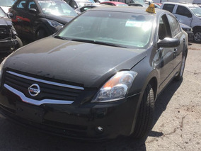 Nissan Altima 2.5 Sl High At Piel Qc Cvt