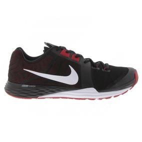Tenis Nike Train Prime Preto/vermelho Original