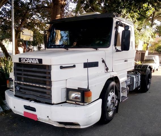 Scania T112 H 320 - Unico Dono (rodas A Disco)