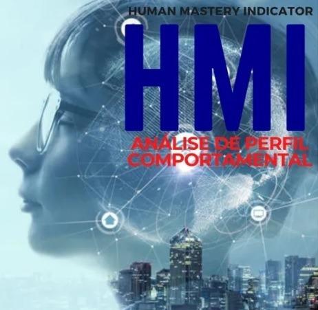 Pacote 1 Voucher Hmi - Analise De Perfil Comportamental