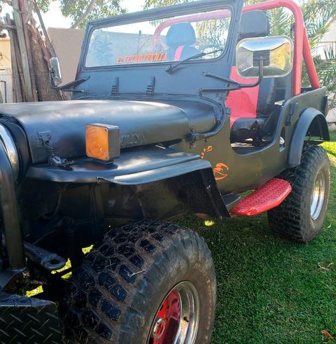 Imagen 1 de 10 de Fenders Pasa Ruedas Jeep Cj2, Cj3. Modelo Original