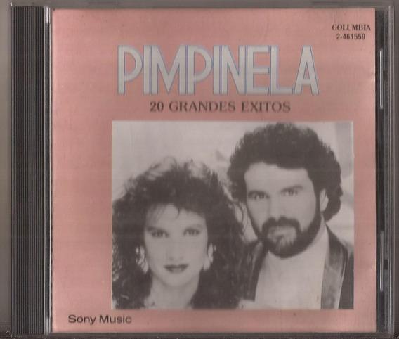 Pimpinela Cd 20 Grandes Exitos Cd Original 1992