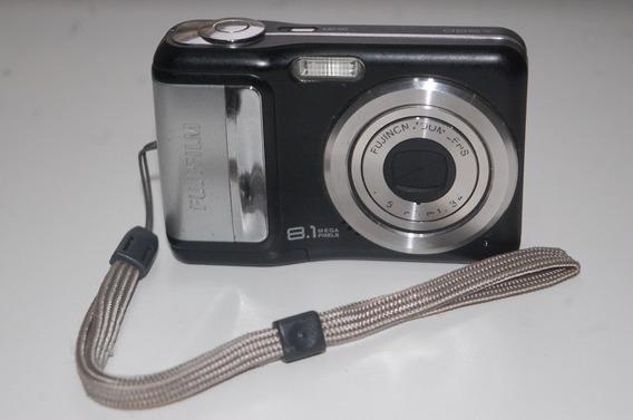 Câmera Fujifilm A850 8.1 Megapixels Usada