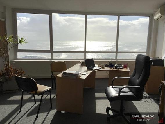 Alquiler Dos Oficinas Frente Al Mar 300m2