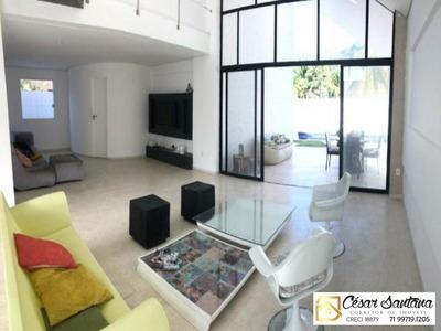 Casa Condomínio Fechado Estrada Do Coco Lauro De Freitas - Ca00283 - 32655011
