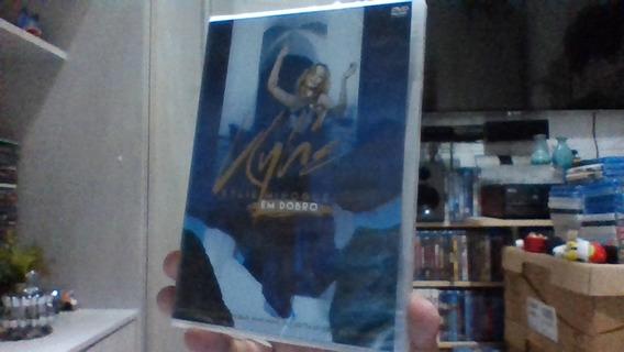 Dvd Kylie Minogue Em Dobro Lacrado Frete R$