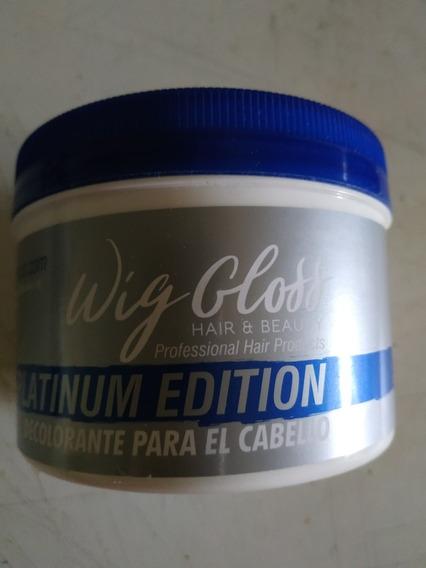Decolorante Wig Gloss De 250grs.