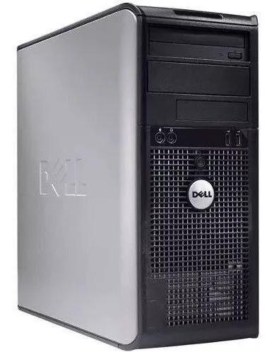Cpu Dell Optplex 755 Core 2 Duo 4gb Ddr2 Hd 160 Gb Wifi