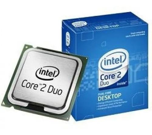 Imagem 1 de 7 de Processador Core 2 Duo E7500