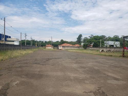 Terreno, 10000 M² - Venda Por R$ 4.000.000,00 Ou Aluguel Por R$ 8.500,00/mês - Jardim Flórida - Nova Odessa/sp - Te0295
