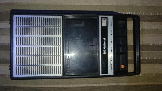 Gravador Portatil National Modelo Rq-2211ma