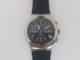 Relógio Swatch Irony V8 Crono 4 Jóias Original Semi Novo