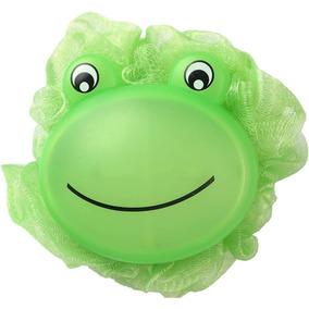 Bucha Nylon Sapo Verde Better 4 You