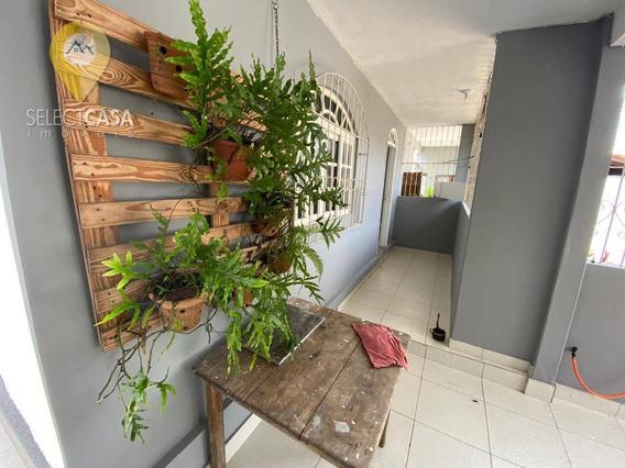 Casa 3 Quartos Com Garagem Coberta Em Barcelona Reformada - Ca0133