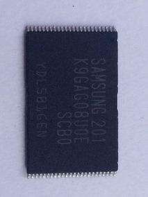 Kit 4 Memória Flash Nand Samsung Un32d5500 40,46 Frt Incluso