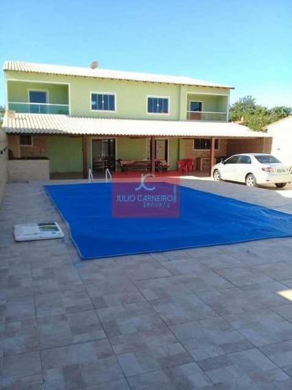 Casa Em Condomínio-à Venda-centro-iguaba Grande - Jccn20003