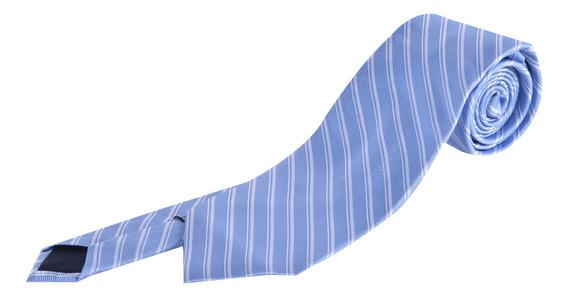 Corbata Michael Kors Hombre 7ke91401-455 Azul