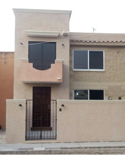 Casa En Cd.madero Tamps. 102 M2. De Construcción