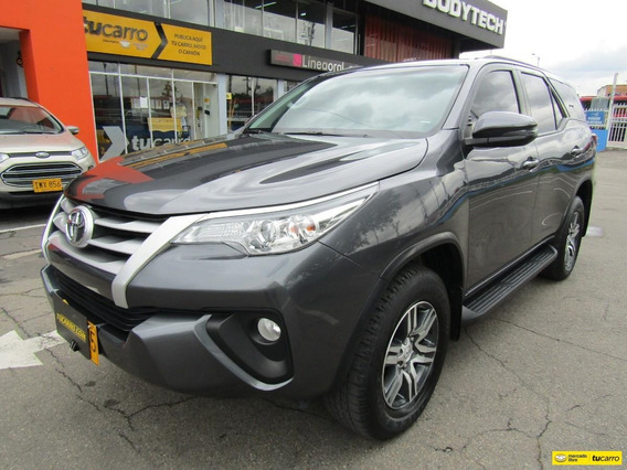 Toyota Fortuner 4x2 At Diesel