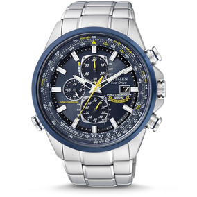 Relógio Citizen At8020-54l At8020 Blue Angels Eco-drive