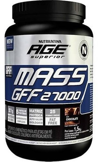 Mass Gff 27000 - 1.5kg - Nutrilatina
