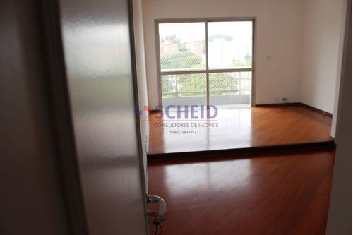 Imagem 1 de 15 de Excelente Apartamento De Três Dormitórios No Jardim Marajoara - Mr76730
