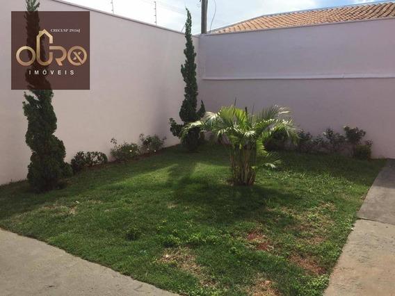 Casa Com 3 Dormitórios À Venda, 140 M² Por R$ 310.000 - Jardim Noêmia - Franca/sp - Ca0381