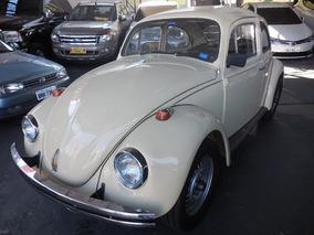 Volkswagen Fusca 1300 1974/1974 Bege Raridade