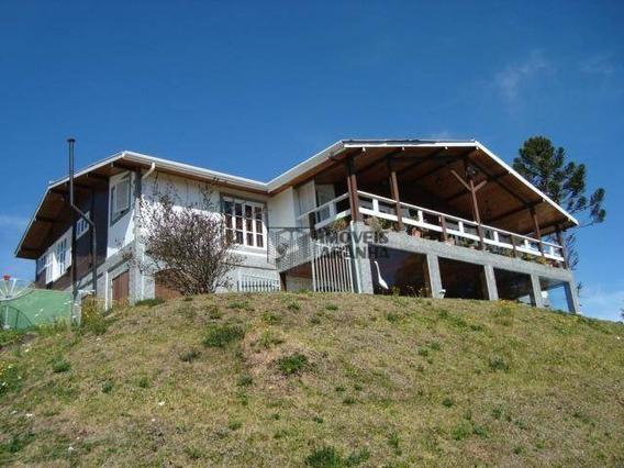 Casa Residencial À Venda, Descansópolis, Campos Do Jordão. - Ca0001