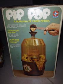 Pipoqueira Pip Pop Estrela
