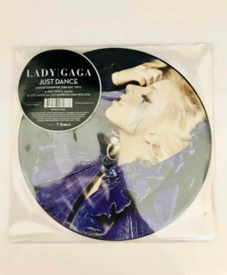 Disco Picture Lady Gaga - Just Dance